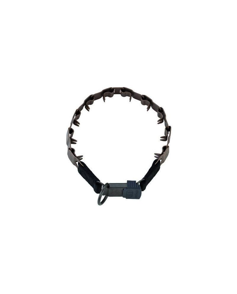 Sprenger Collar Adiestramiento Neck-Tech cin púas cierre Lock