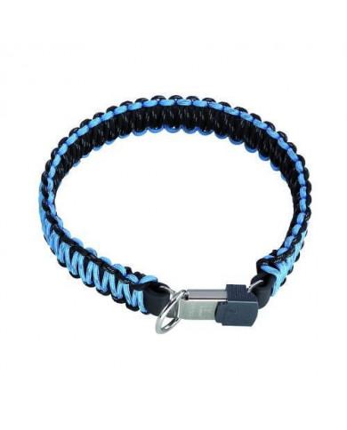 Sprenger Collar Paracaidista Azul cierre Lock