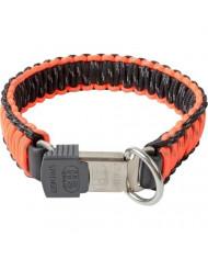 Sprenger Collar Paracaidista Naranja cierre Lock